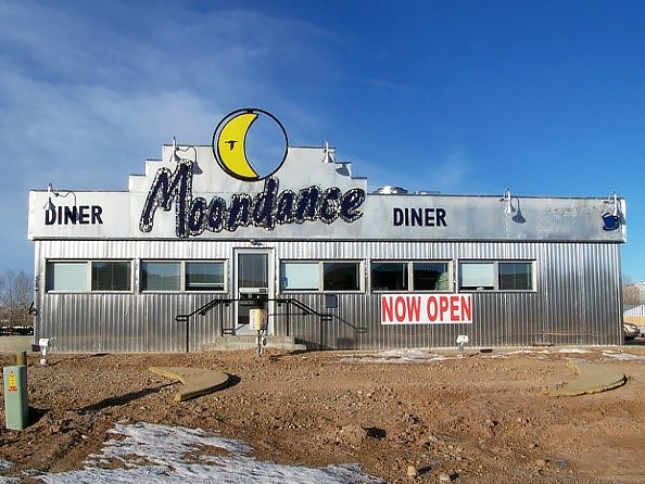 Moondance Diner - LaBarge, Wyoming