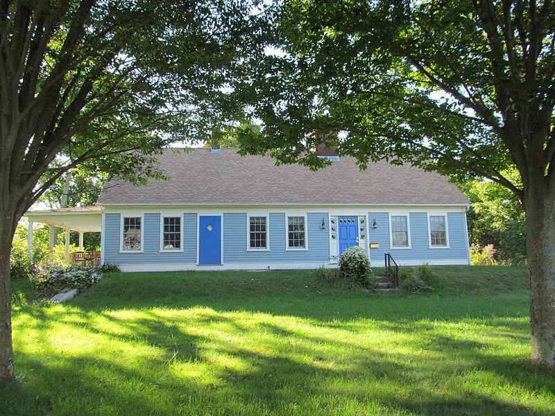 Lizzie Borden's Summer Home