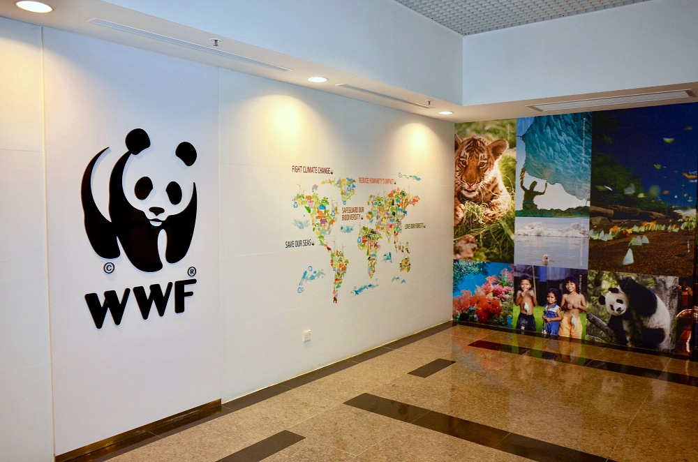 Hong Kong office of World Wildlife Fund