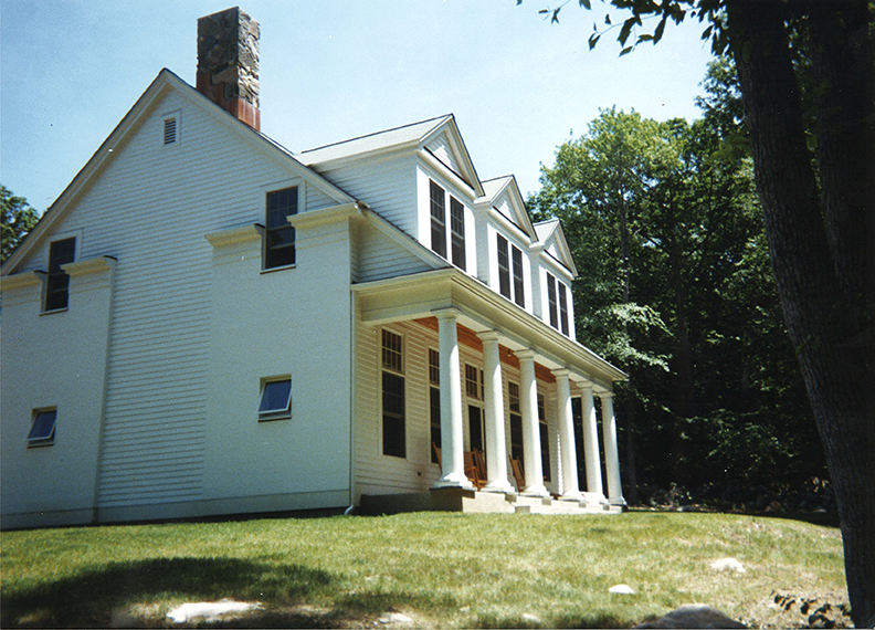 Marner House (first home)