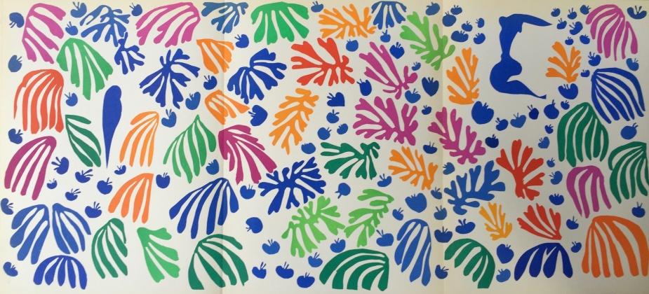 Henri-Matisse-La-Perruche et la Siregravene