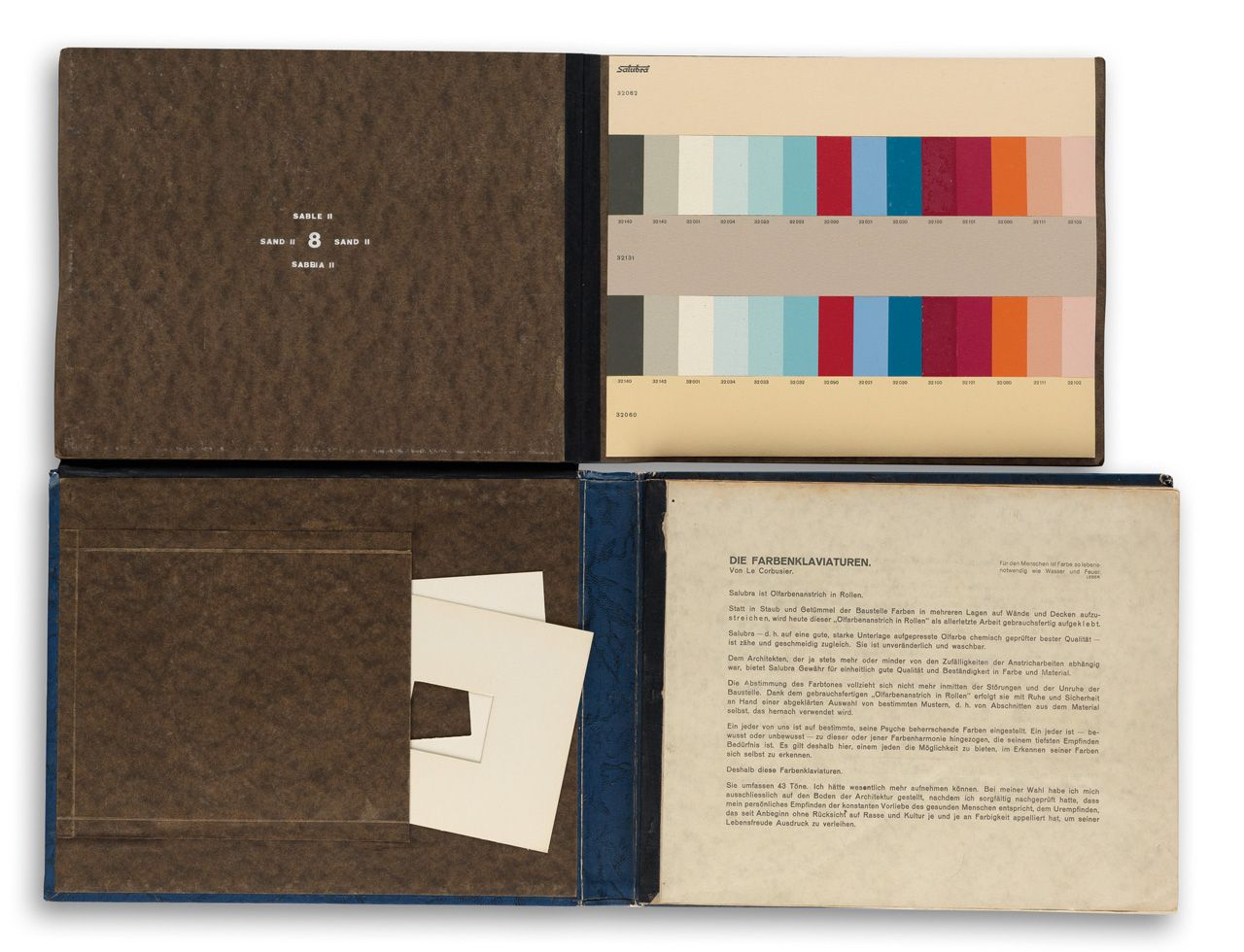 Le Corbusier's Color Theories