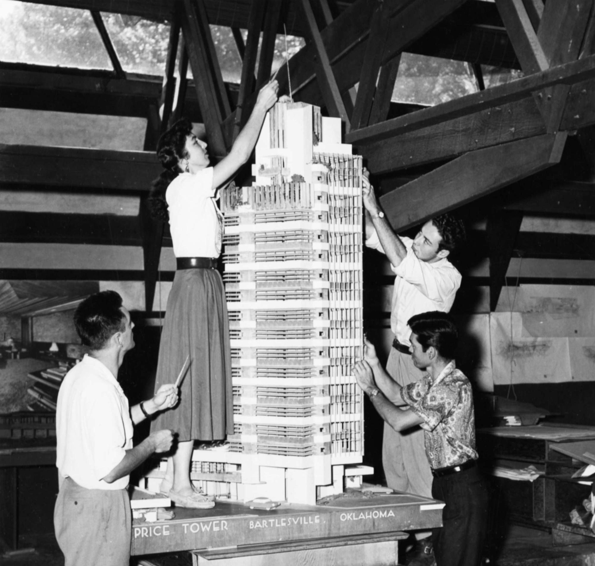 Price Company Tower