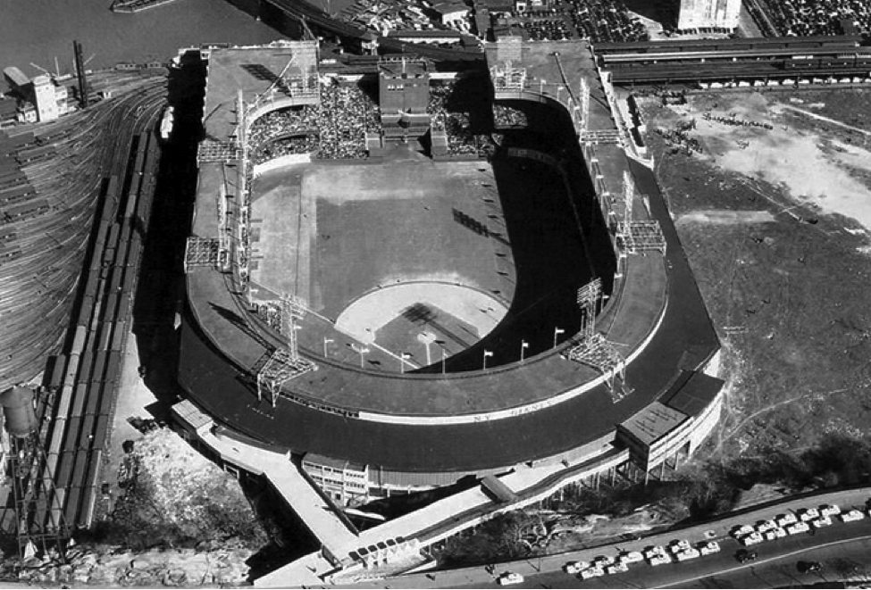 Polo Grounds 1950's