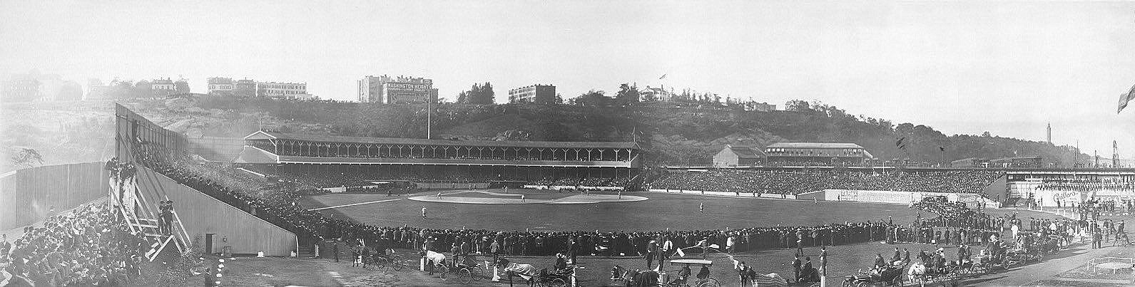 Polo Grounds 1900's