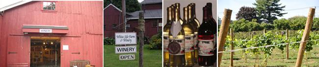 white silo winery