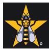 gold star honey bees