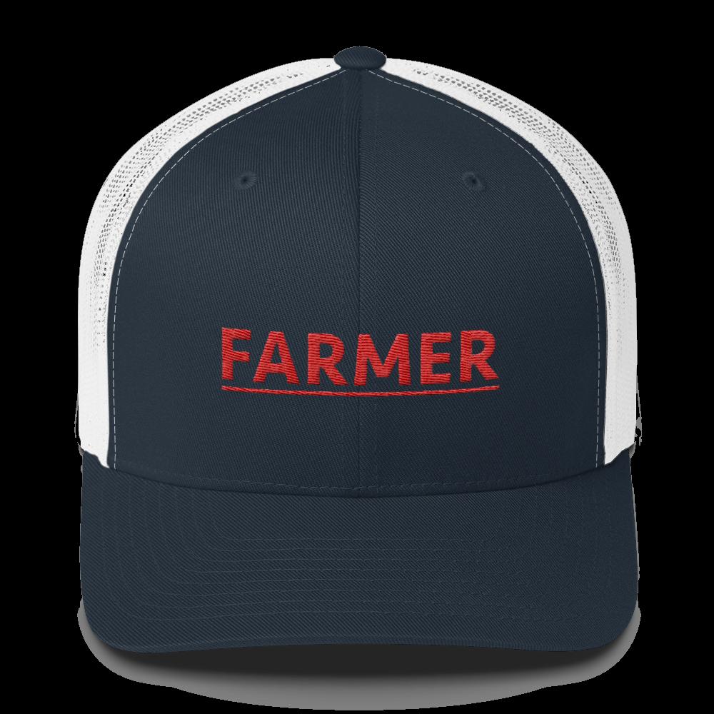 Farmer Trucker Cap