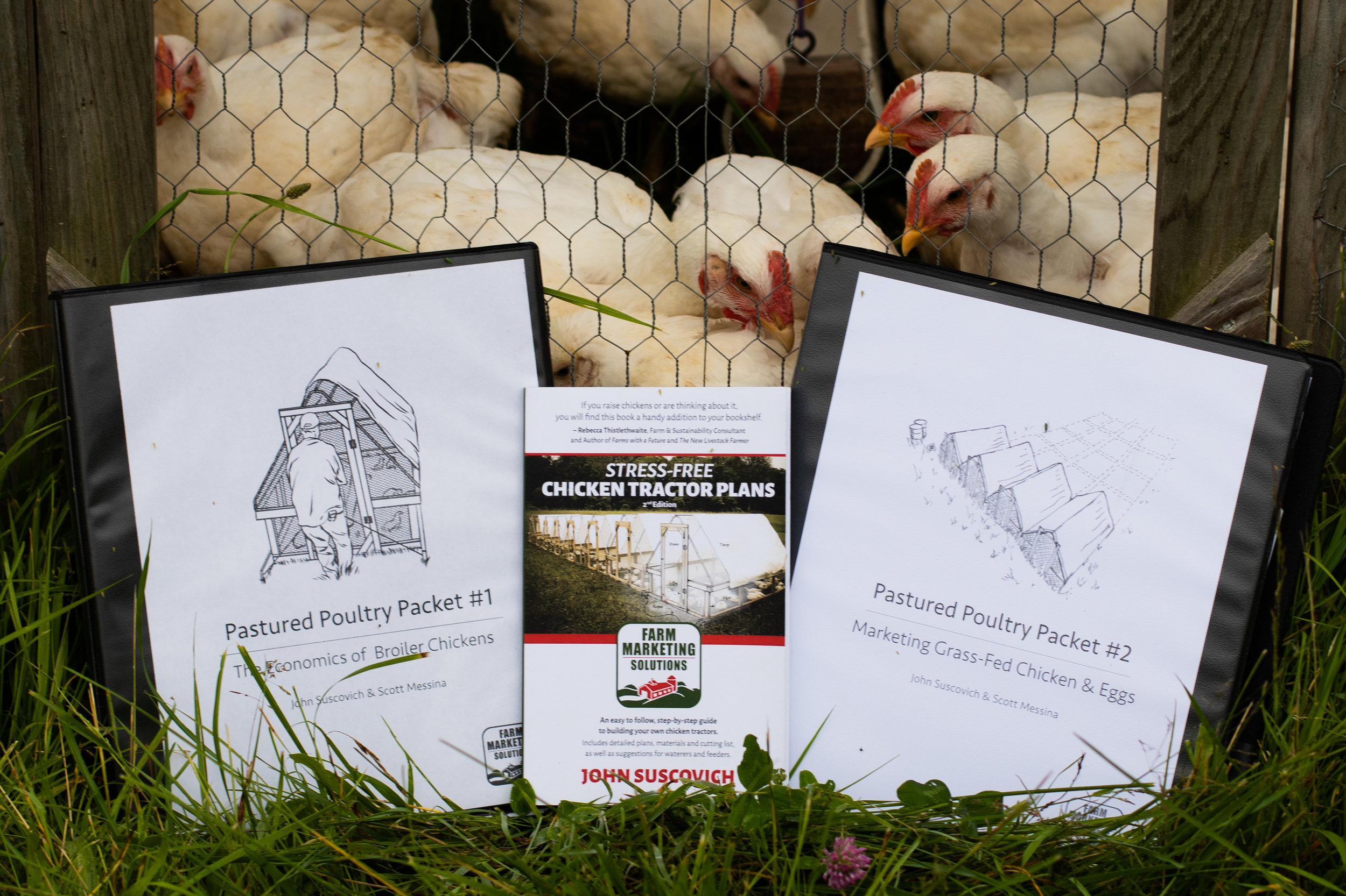pastured poultry broiler chicken books