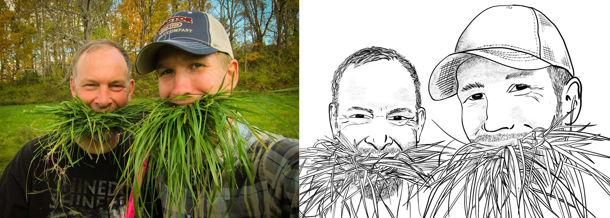 grass farmers on the growing farms podcast