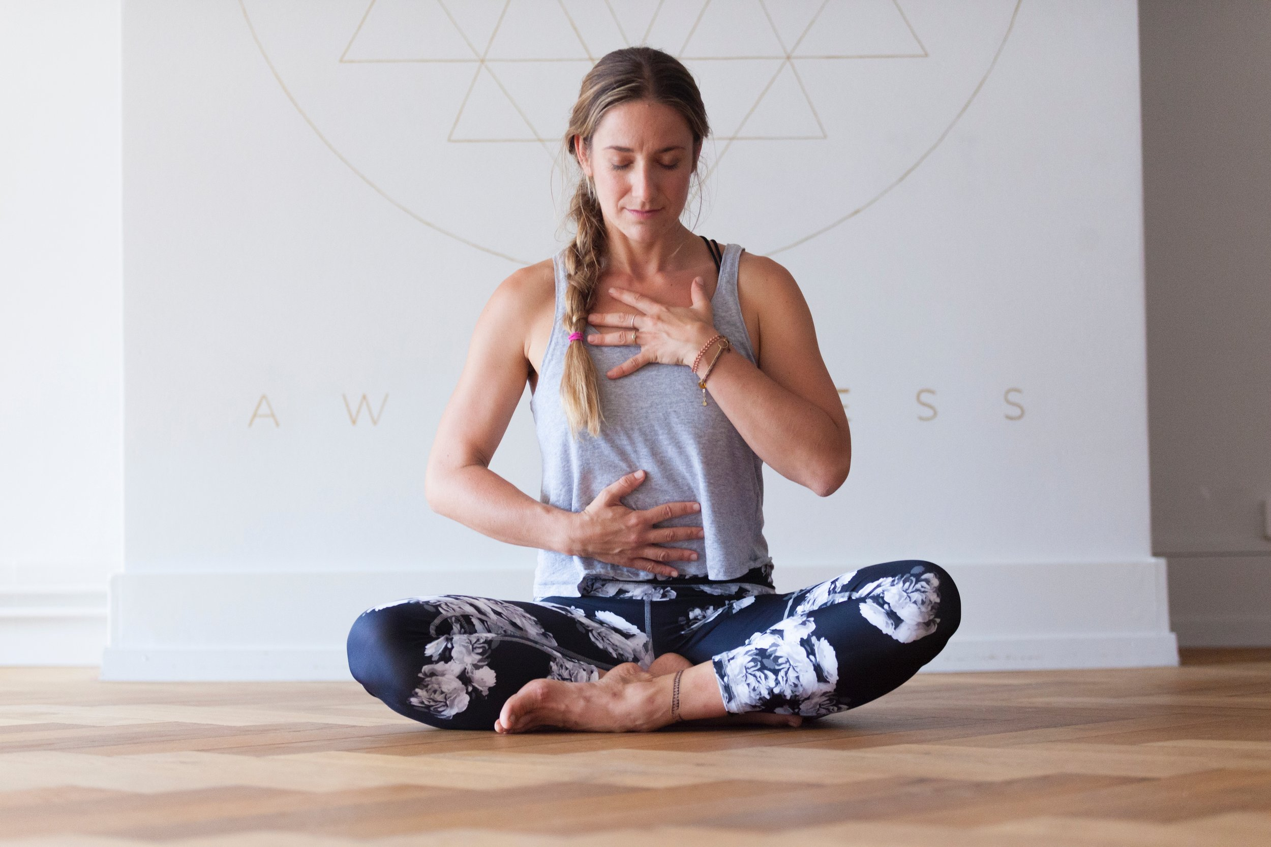 Om Before Home - Mondays 6:30 - 7:30pm & Wednesdays 4:30 - 5:30pmThrough this class we invite you to find awareness, release and inner peace through movement and breath. Accessible to all levels, including beginners, gentle & dynamic flow is combined to help find alignment in our bodies, and within ourselves.Each class will begin by centering into intention with a guided meditation and end in peaceful Savasana.