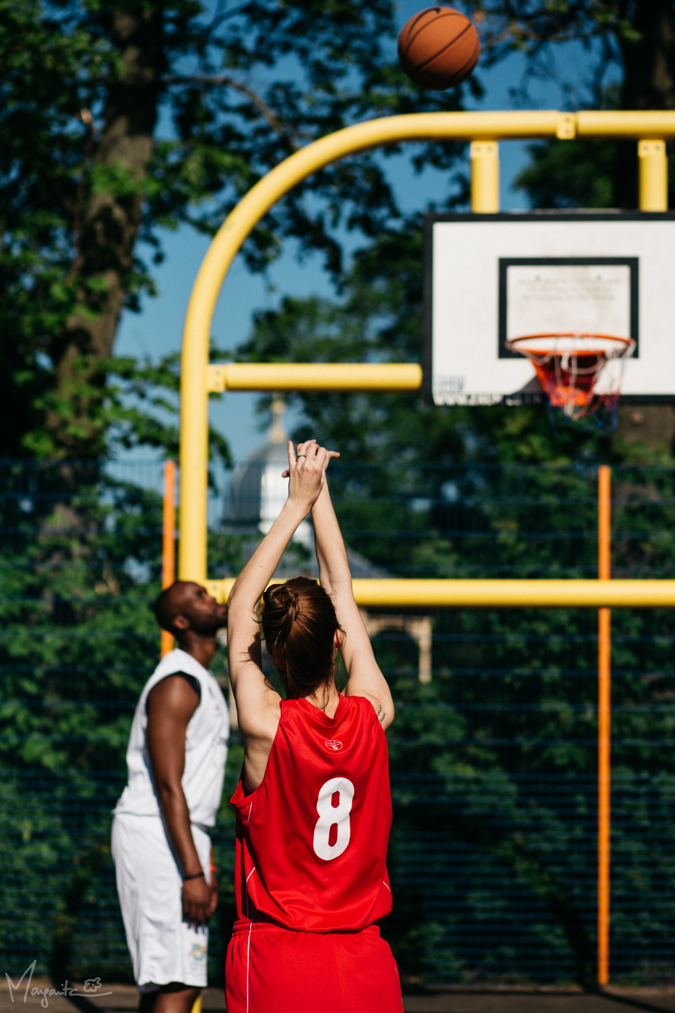 Basketball Engagement Photoshoot, Basketball Engagement Photos, Basketball Engagement,Basketball Couple, Sports Engagement, International Couple, Sporty Couple, Newcastle Upon Tyne Photographer, Newcastle Photographer, Northumberland Photographer, Margarita G Photography