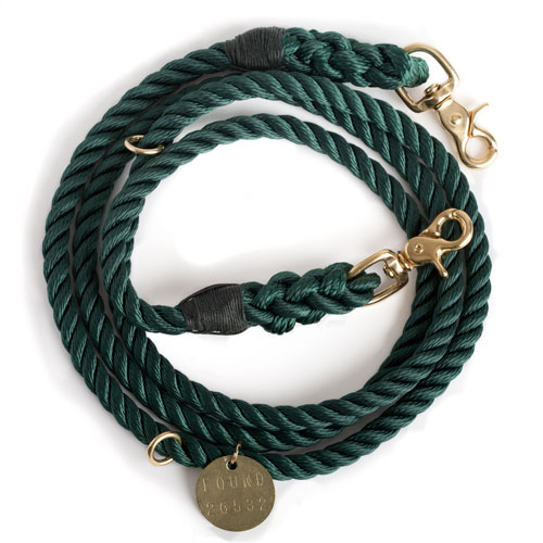 Rope Leash from Found My Animal