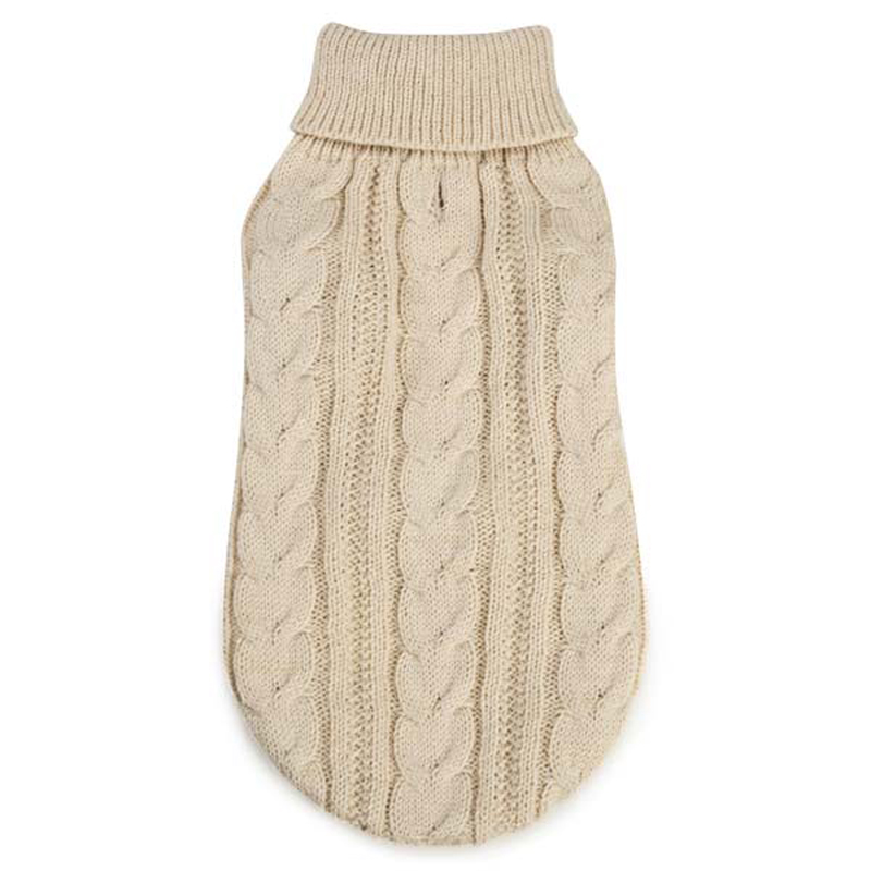 Cable Knit Sweater by Lurex