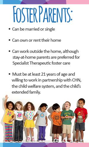 foster parents info