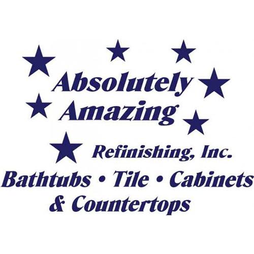 Absolutely Amazing Refinishing logo