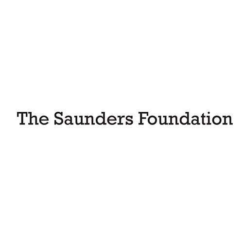 The Saunders Foundation logo
