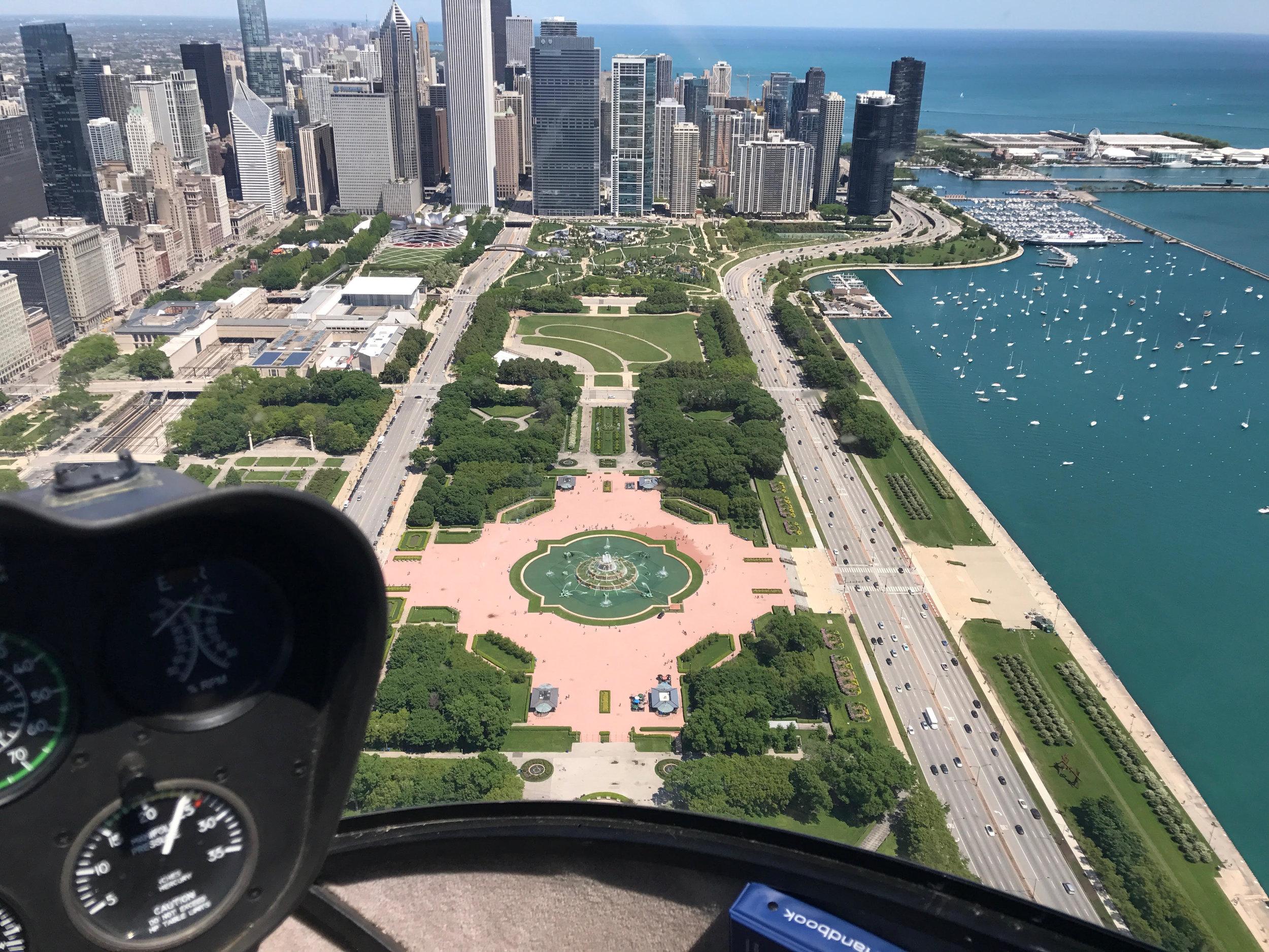 Downtown Chicago City Tour!