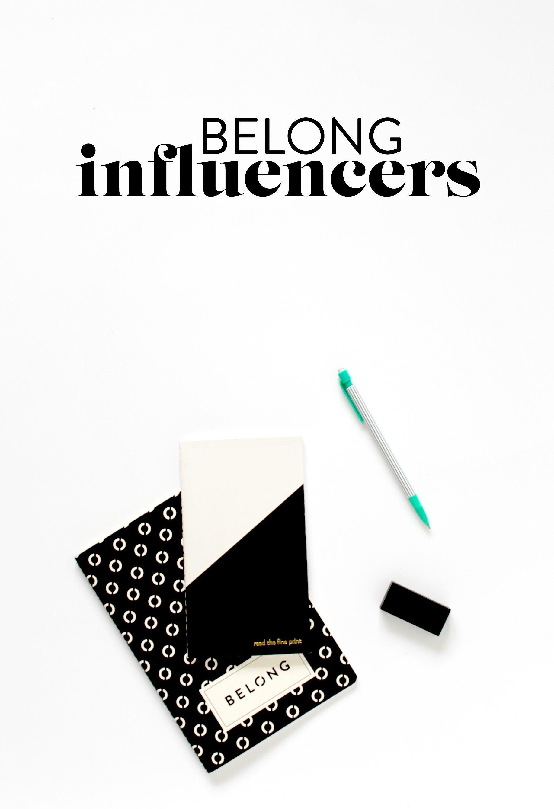 belong magazine influencers
