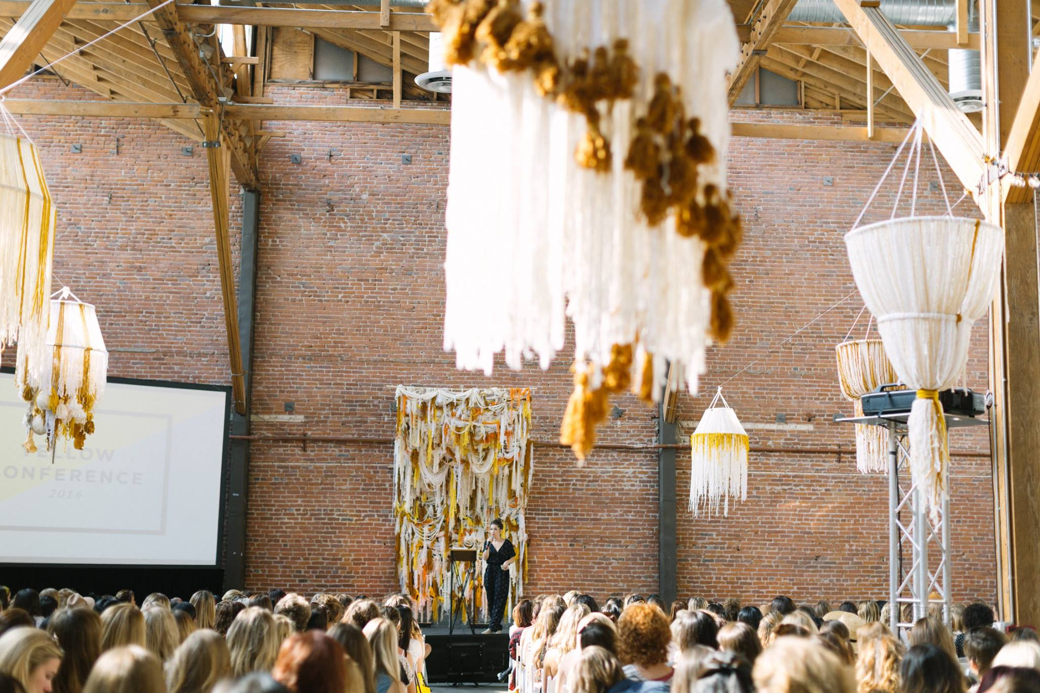 the yellow conference - best conferences and workshops for female creatives and entrepreneurs, bloggers, women in business, lady boss