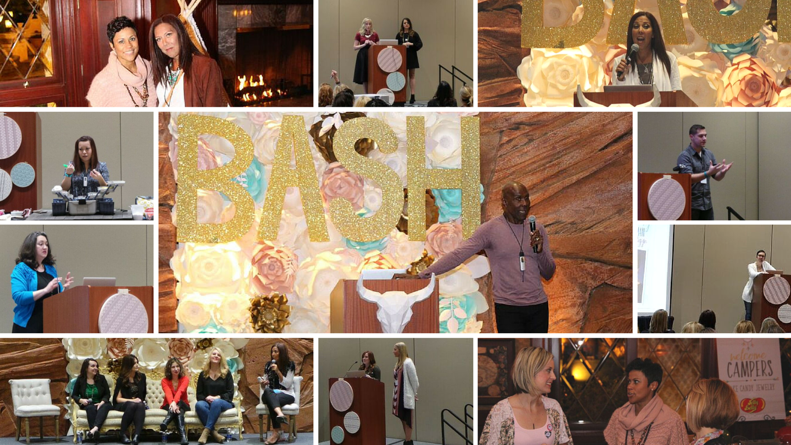 bash conference - best conferences for female creative entrepreneurs, event planners, party planners, bloggers, women in business