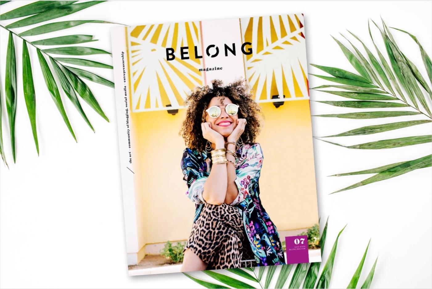 Belong Magazine ISSUE 07