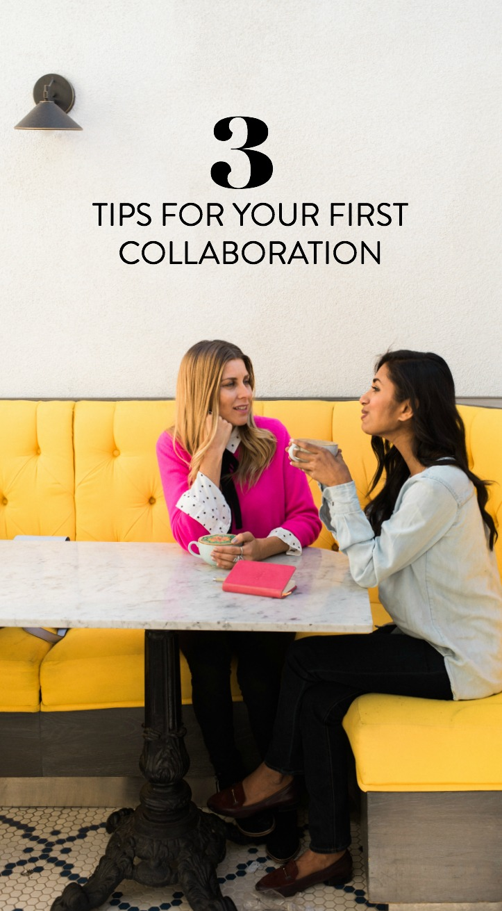 3 tips for collaboration as featured in Belong Magazine ISSUE 10 by Ben + Joella