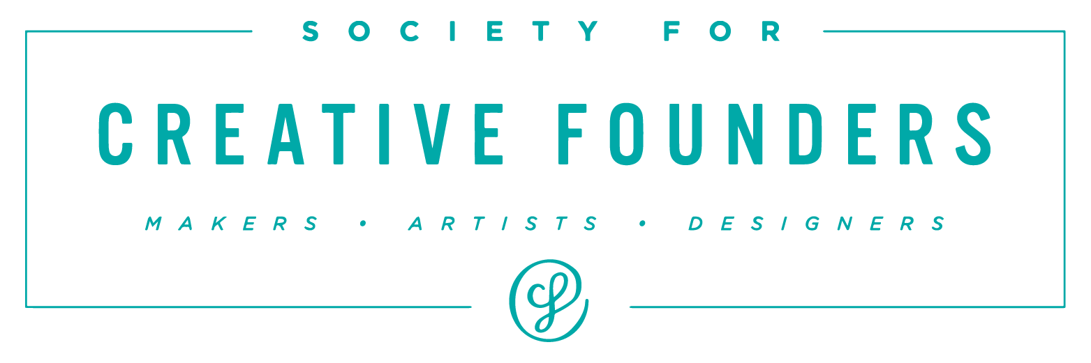 Society for Creative Founders - Main Teal Logo with Transparent Background.png