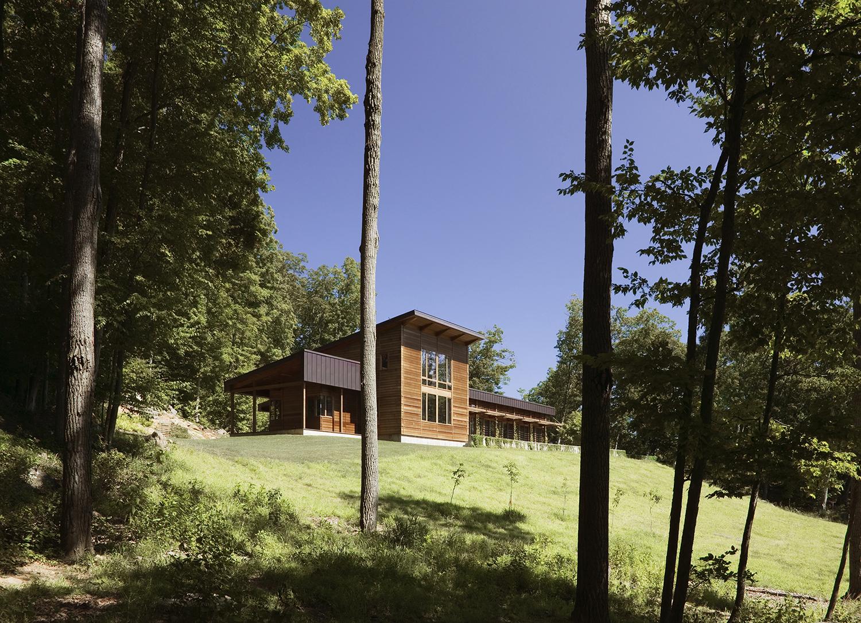 01-Bull Mountain Residence_ Norhtwest Elevation.jpg