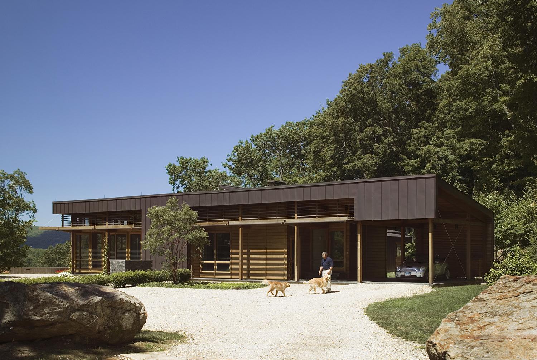 04-Bull Mountain Residence_ South East Elevation.jpg