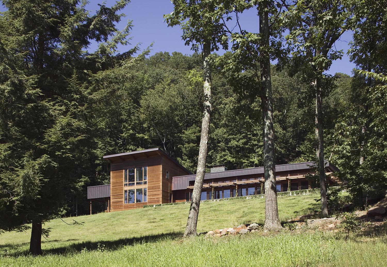02-Bull Mountain Residence_ West Elevation.jpg