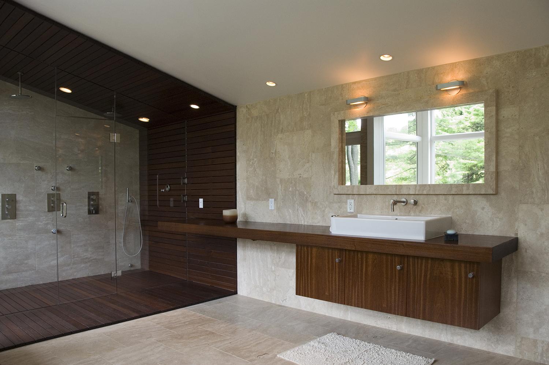 02_McGhee Hill Residence _Guest Bath Sink and Shower.jpg