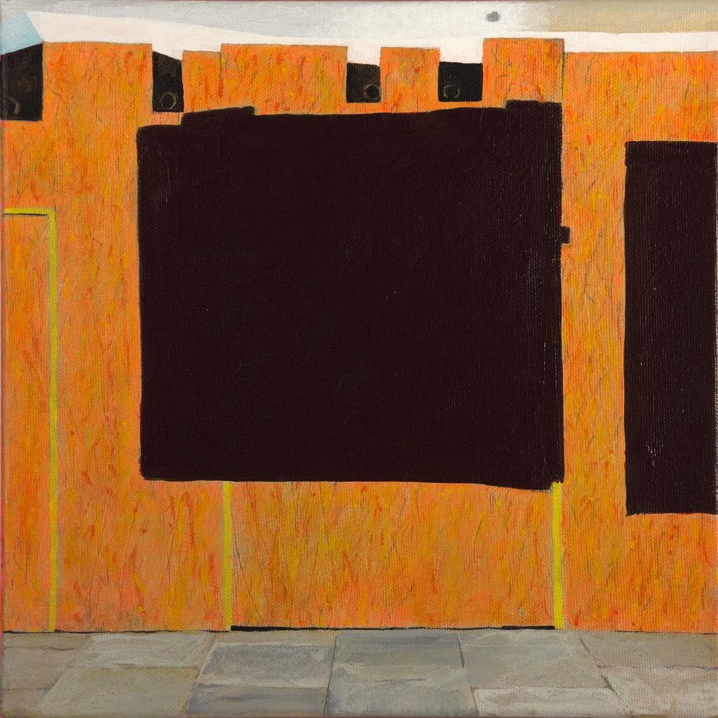 Richard Serra at Loughborough Junction SE5
