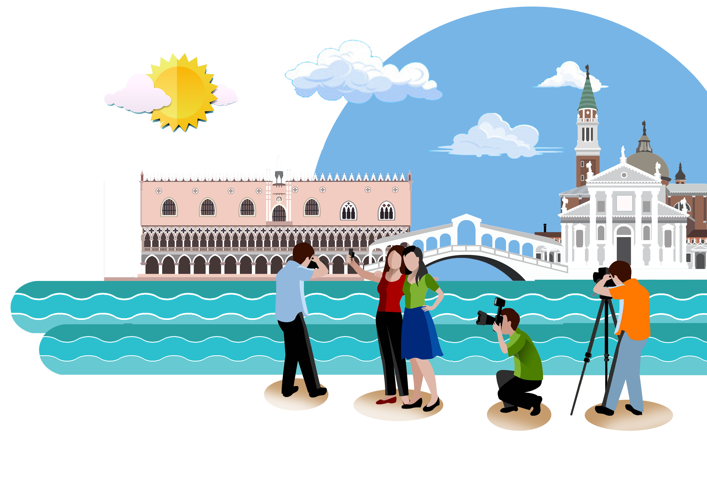 Venice Shared Photo Walks and tours