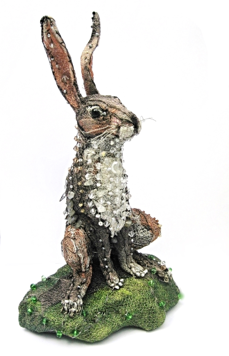 Hare (side) | Photography by Susan Horth