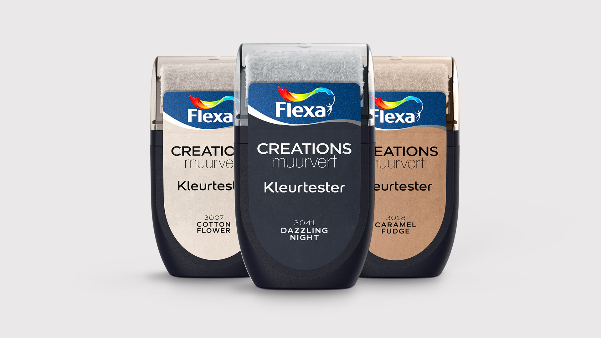 Dulux / Flexa Paint Colour Tester