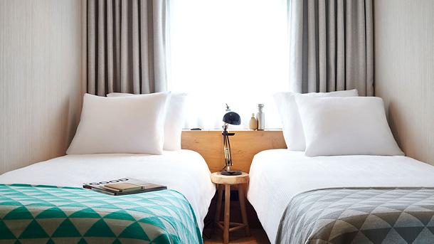 Good Hotel Amsterdam / London  || Rooms | Interior Design