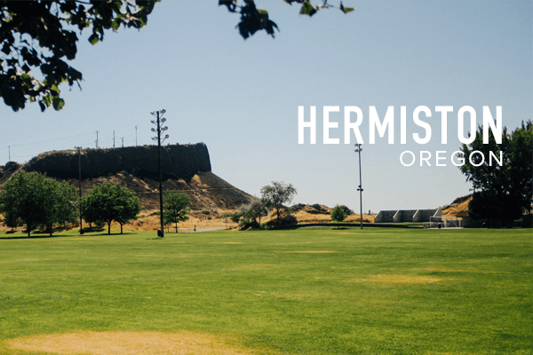 Hermiston Oregon