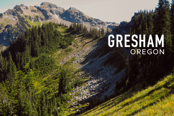 Gresham Oregon
