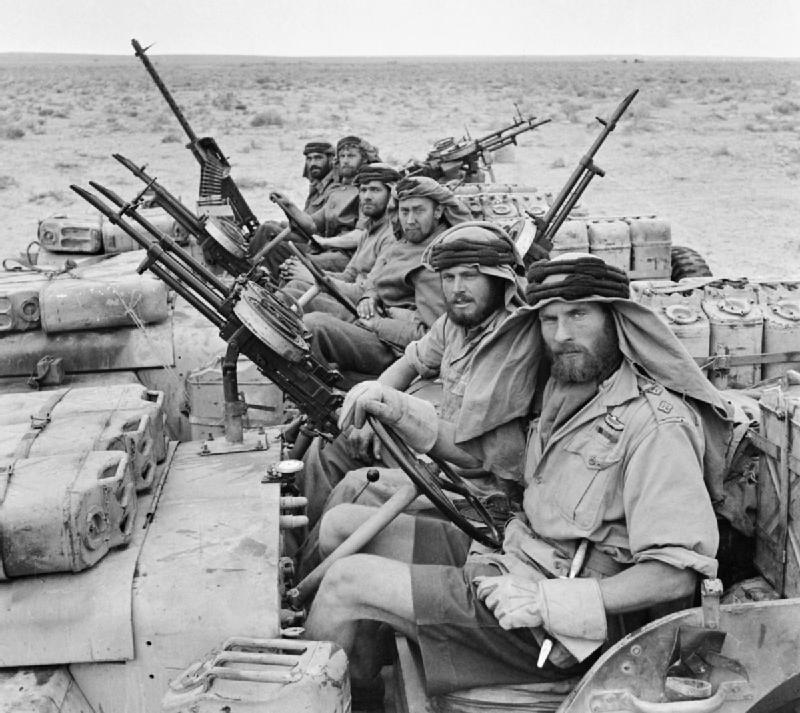 SAS in World War 2