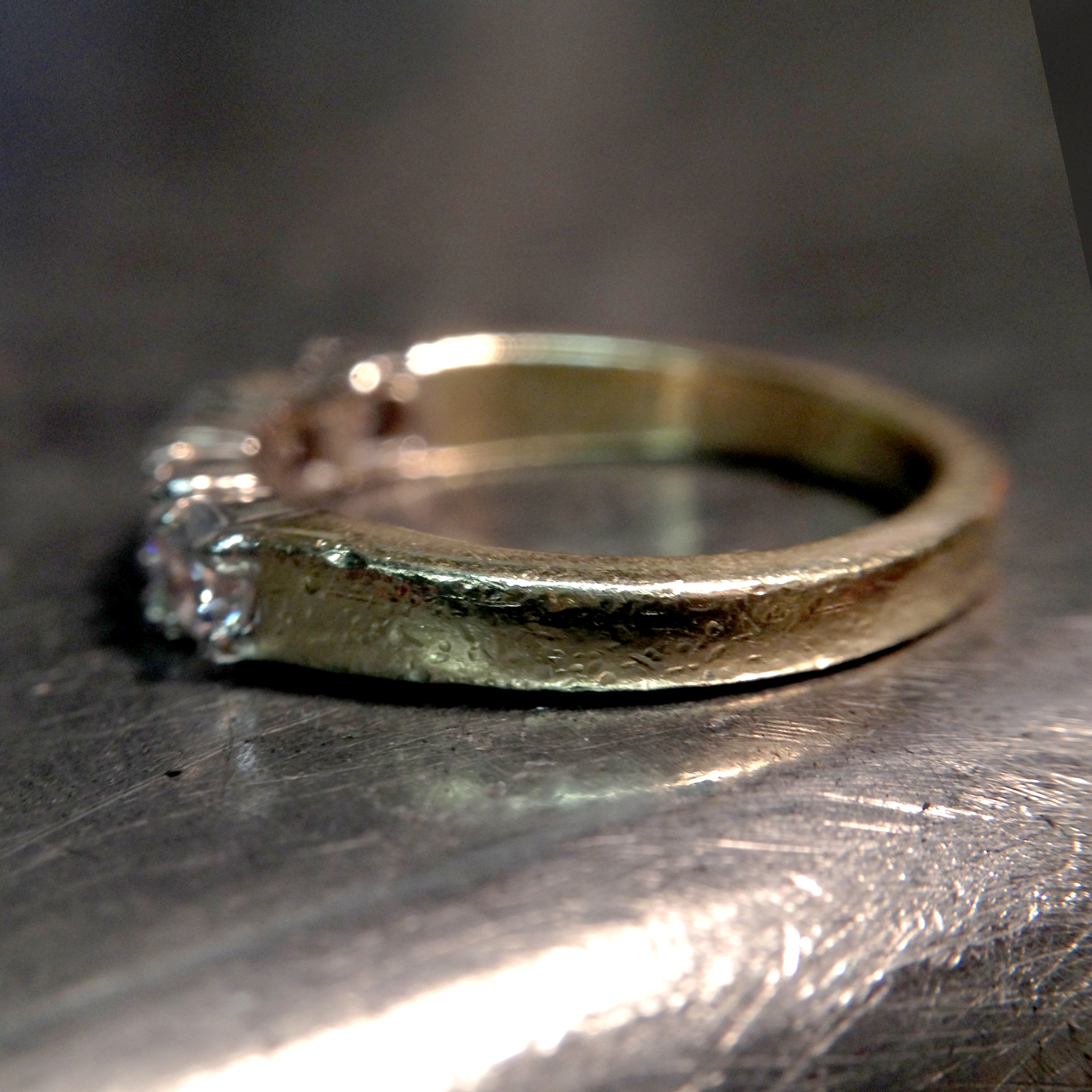 Wedding Band - Before
