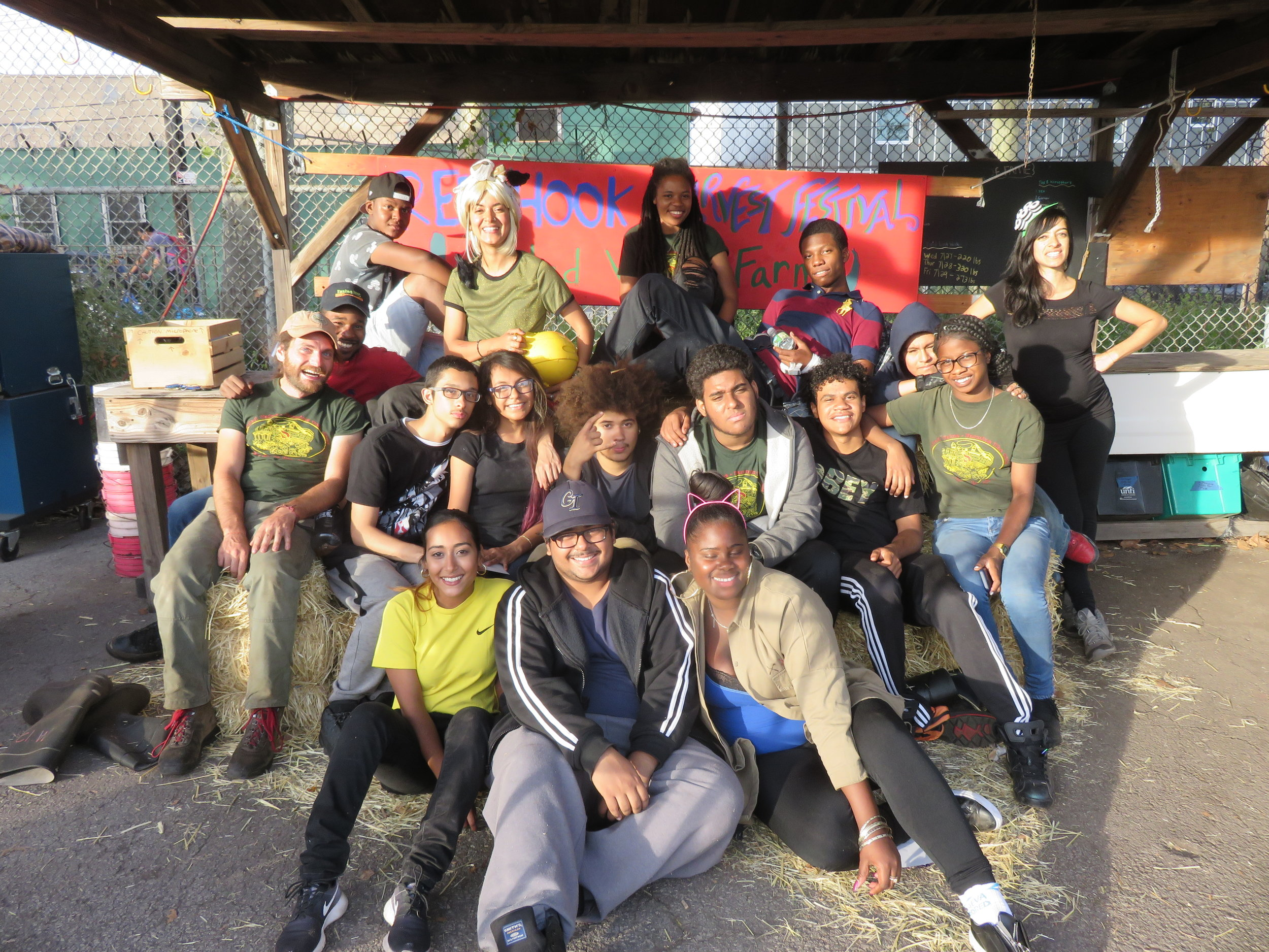 Harvest Fest team ftw