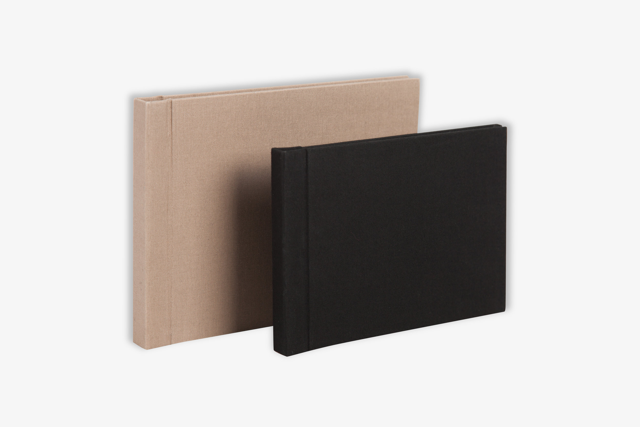 Linen Fabric Photo Book
