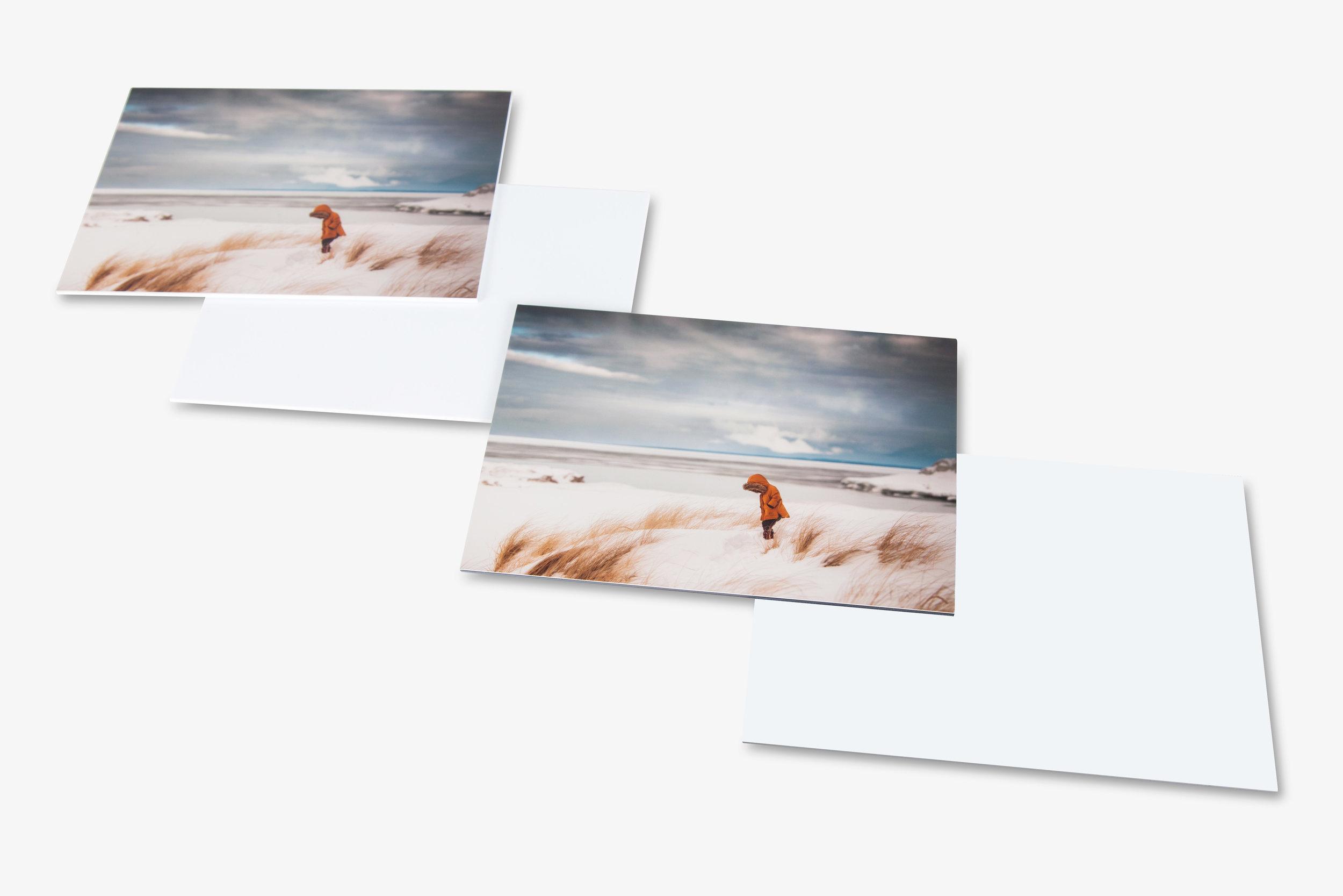 ".80"" Styrene Mounted Photo Print"