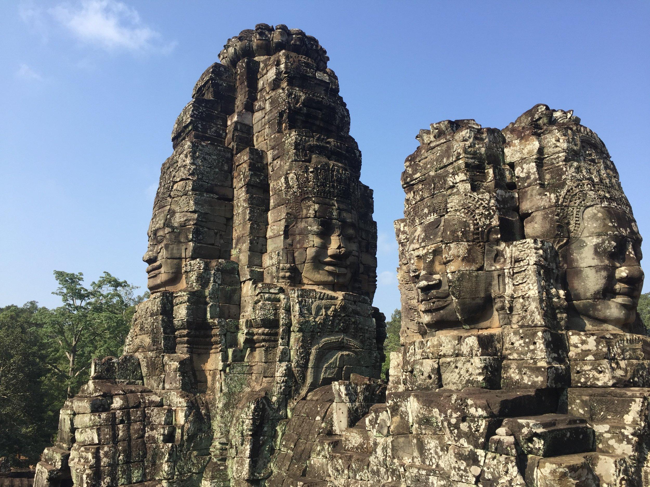 Bayon Temple -