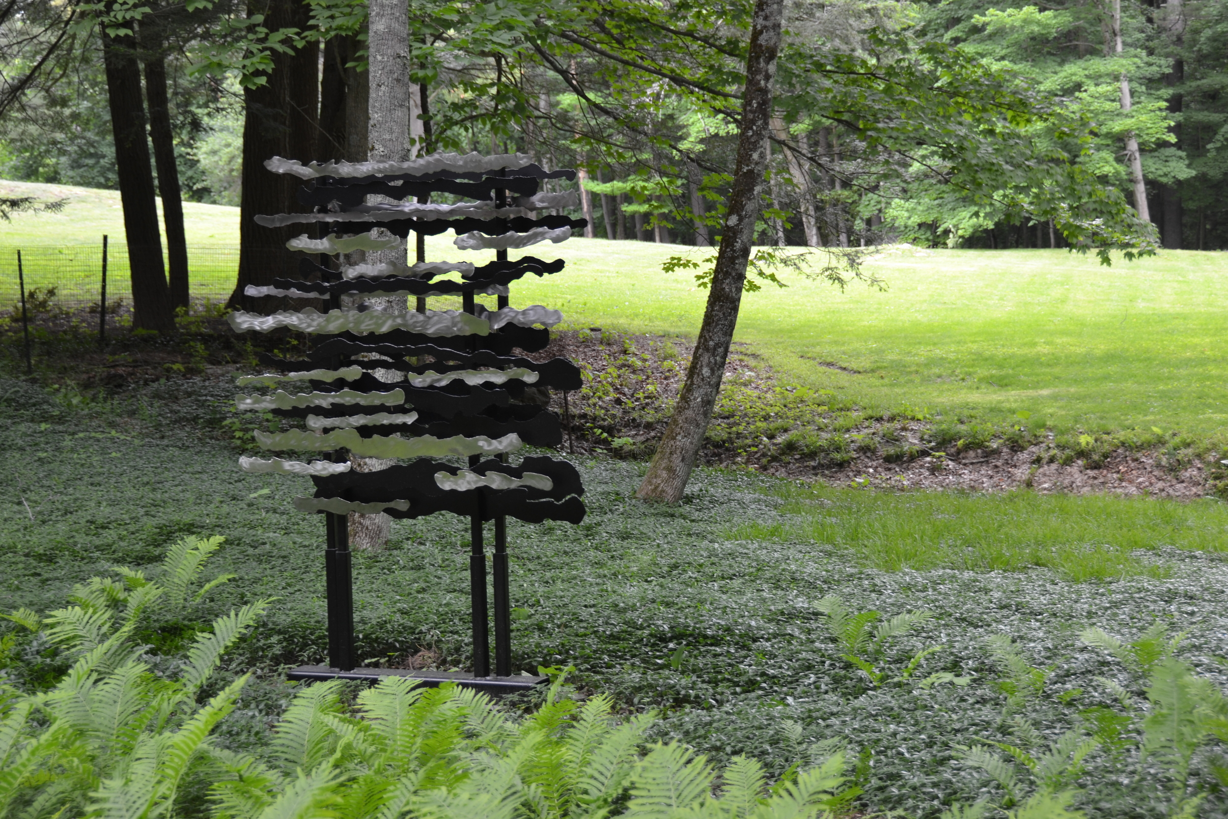 River Run1 - On display at The Mount, Lenox, MA 2016