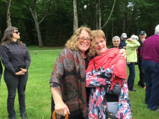 Linda and Annie (who made it all possible)