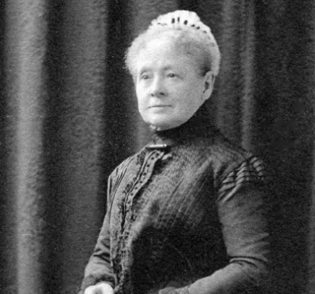 Harriet Wing Mitchell