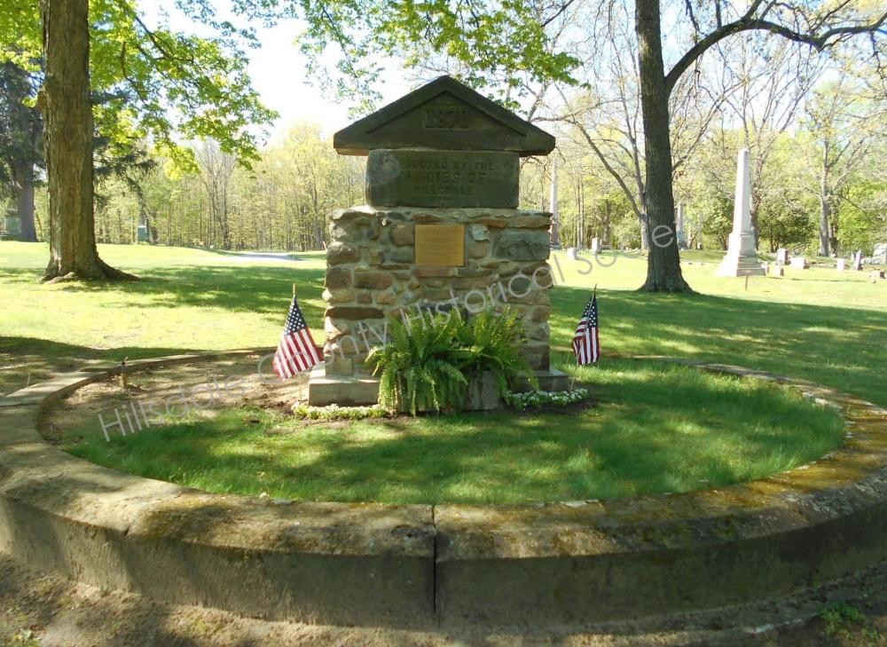 Monument Dedication
