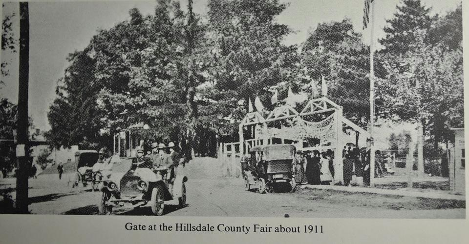 About 1911 Fair Gate